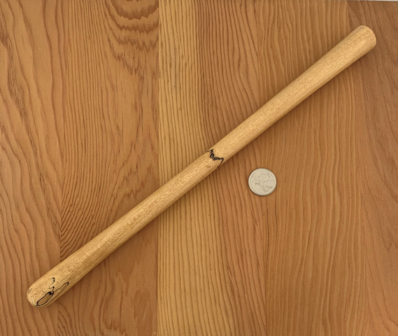 Spalted Maple Spurtle